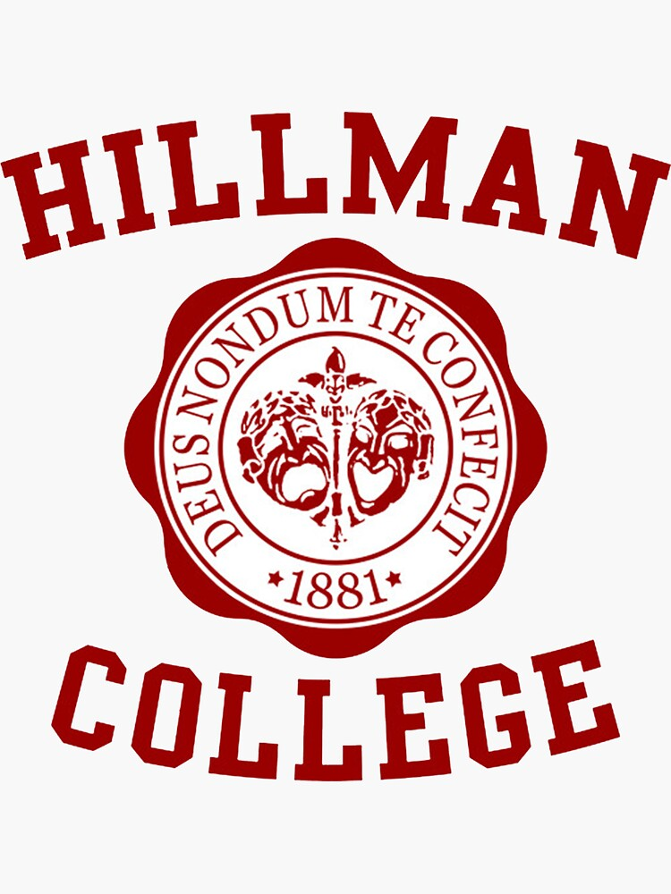 HILLMAN COLLEGE by malbrock