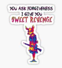 Here comes revenge  Sticker