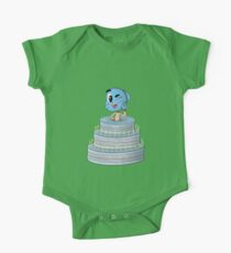 Cake Topper! One Piece - Short Sleeve