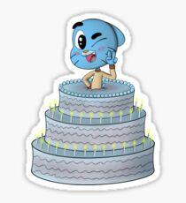 Cake Topper! Sticker