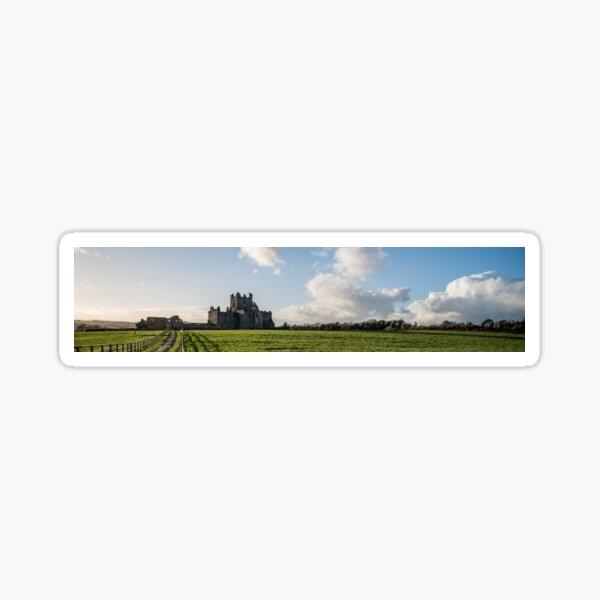 Dunbrody Abbey Sticker