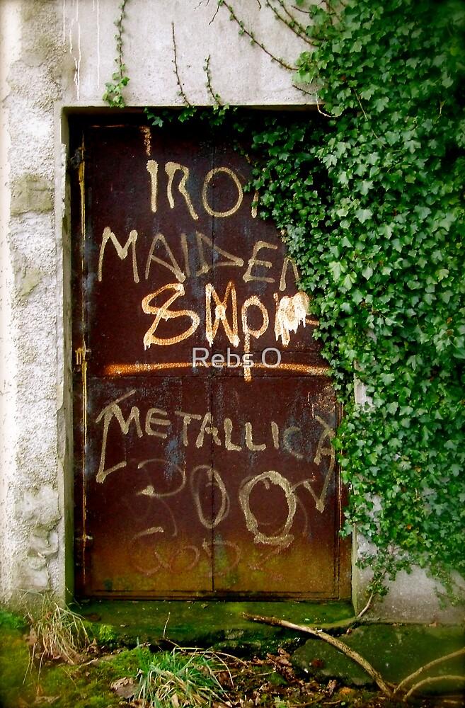 Irish Graffiti!!! by Rebs O
