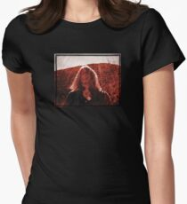 Ty Segall Manipulator Womens Fitted T-Shirt