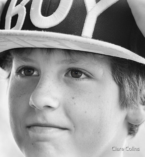 A Dorrigo Boy by Clare Colins