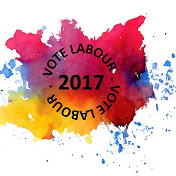 vote labour 2017 by RayaJK