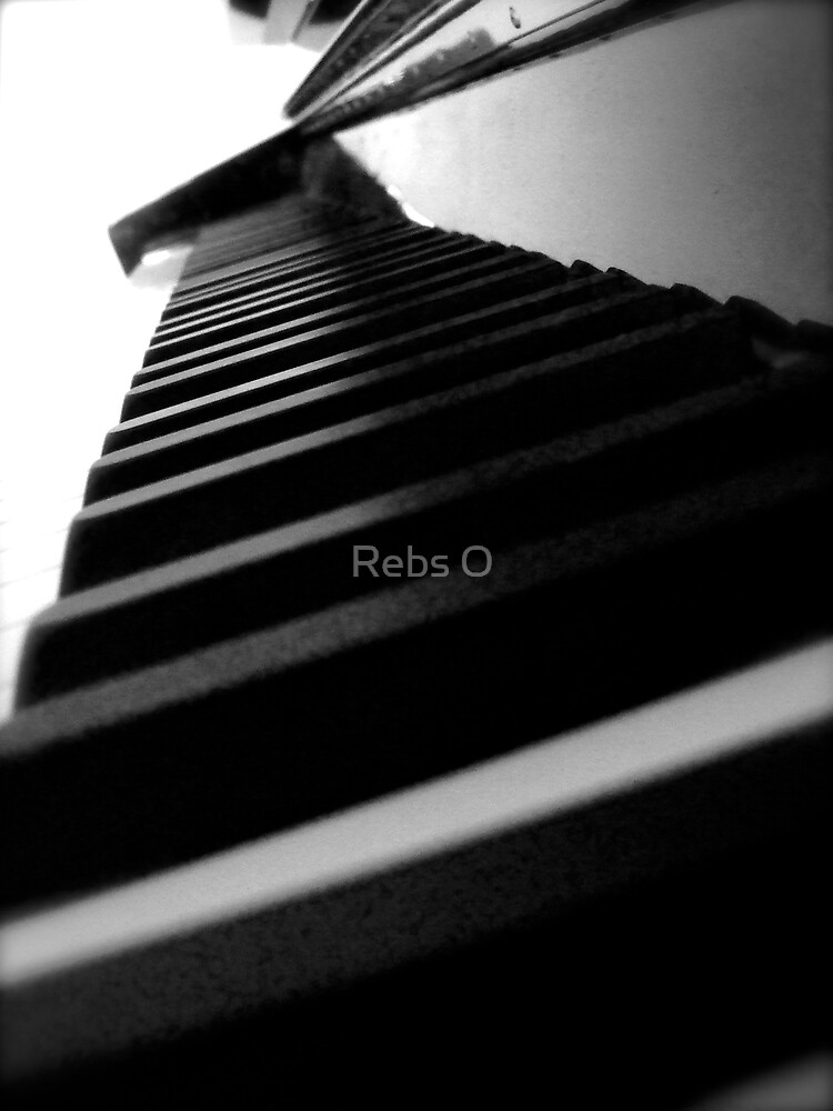 Piano by Rebs O