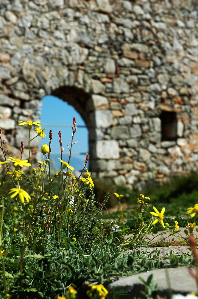 Spring In Ruins by Ioanna Athanasopoulou