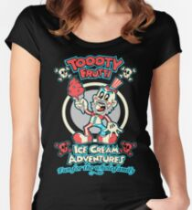 Toooty Frutti Women's Fitted Scoop T-Shirt