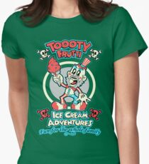 Toooty Frutti Womens Fitted T-Shirt
