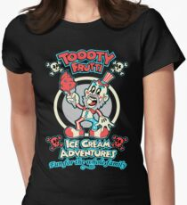 Toooty Frutti Women's Fitted T-Shirt