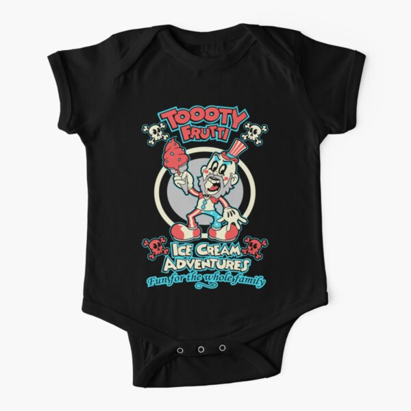 Toooty Frutti Short Sleeve Baby One-Piece