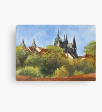 Inspired by Prague - 1 Canvas Print