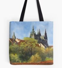 Inspired by Prague - 1 Tote Bag