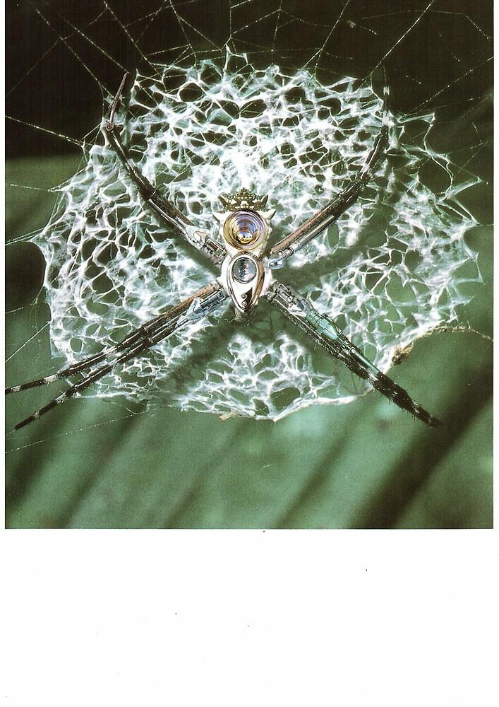 Arachnoidz 5 by atomikboy