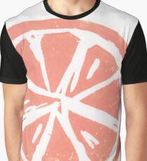 Grapefruit Graphic T-Shirt