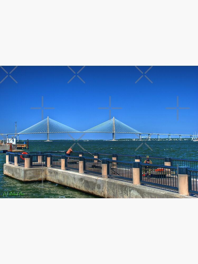 Charleston Pier by photorolandi