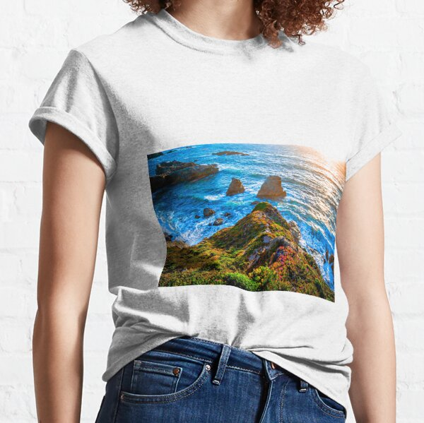 big sur california Classic T-Shirt