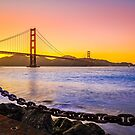 golden gate bridge by ALEX GRICHENKO