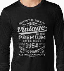 Vintage 1954 Birthday Gift Idea T-Shirt