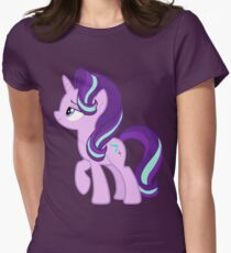 Starlight Womens Fitted T-Shirt