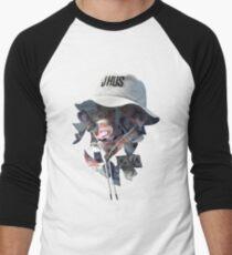 COMMON SENSE - J HUS Men's Baseball ¾ T-Shirt