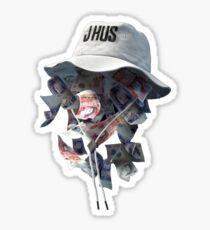 COMMON SENSE - J HUS Sticker