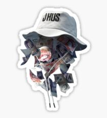 COMMON SENSE - J HUS Sticker