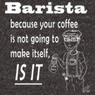 Coffee Jerk by Beth Alcala