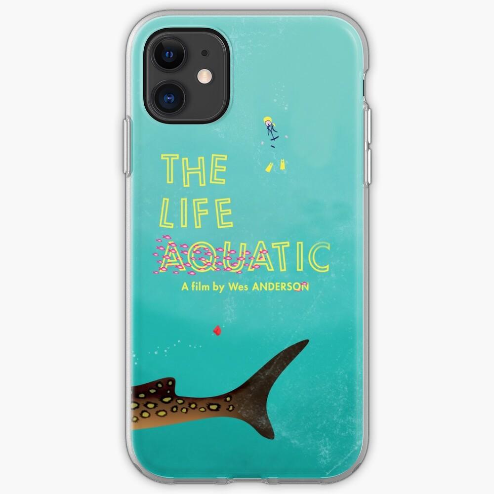 The Life Aquatic iPhone Case & Cover
