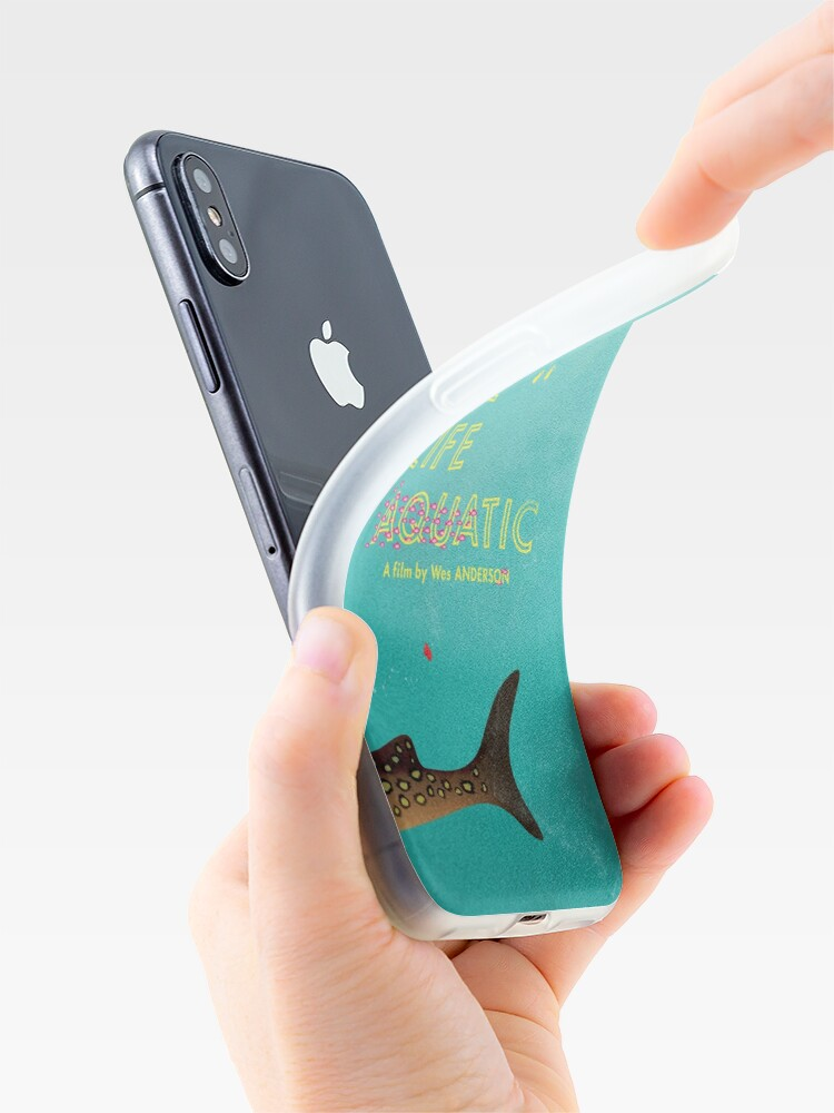 Alternate view of The Life Aquatic iPhone Case & Cover