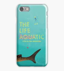 The Life Aquatic iPhone Case/Skin