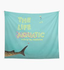 The Life Aquatic Wall Tapestry