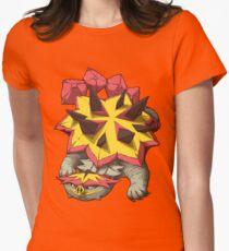 Pokemon - Turtonator Womens Fitted T-Shirt