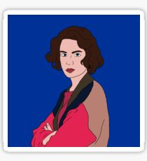 Miss Donna Hayward Sticker