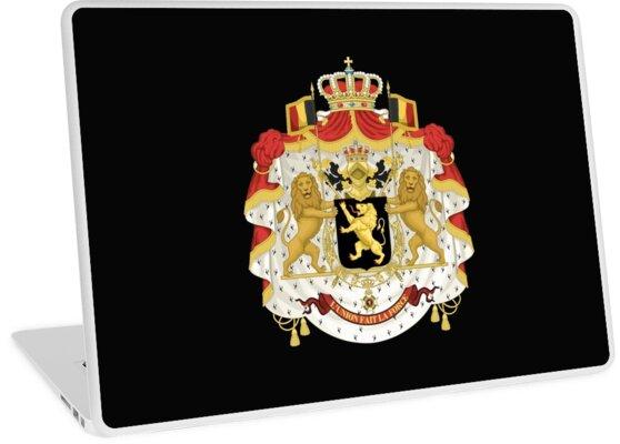 Belgian coat of arms by Jazyy