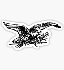 Bird Drawing Sticker