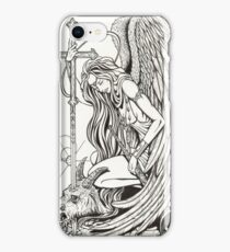 Angel Of Light iPhone Case/Skin