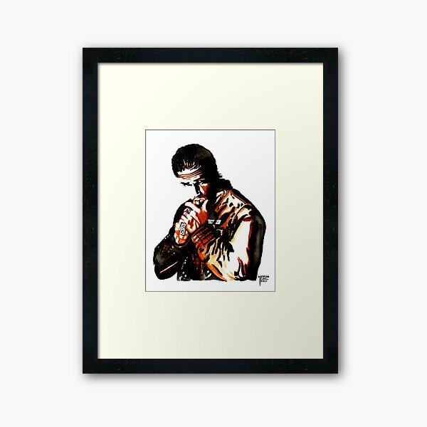 Jax Teller Framed Art Print