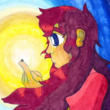 Firefly Girl by hoshizorastyle