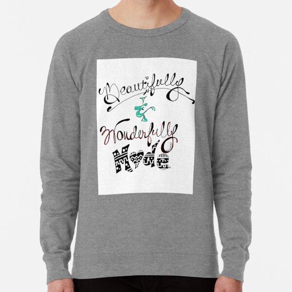 Beautifully and Wonderfully made Lightweight Sweatshirt
