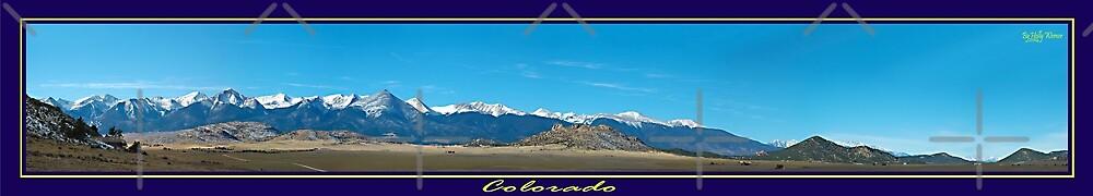 Colorado Morning by Holly Werner