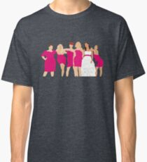 Bridesmaids  Classic T-Shirt