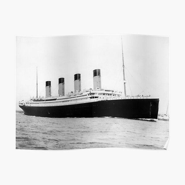 RMS Titanic Póster