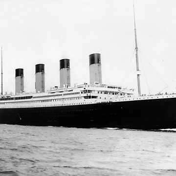 RMS Titanic von warishellstore