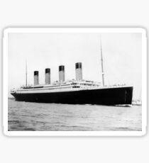 RMS Titanic Sticker
