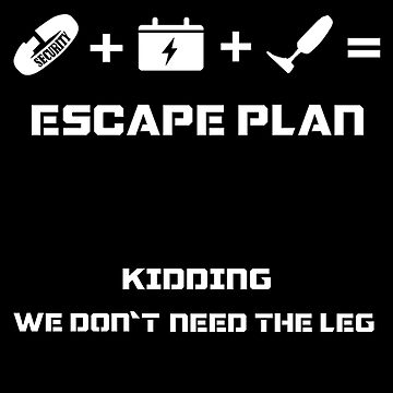 The Guardian's Escape Plan by SliceOfBrain