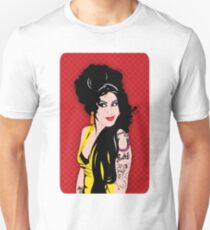 Amy For Amber By Mikesbliss Unisex T-Shirt