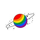 Pride Planet by SavaMari