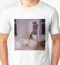 KIM KARDASHIAN WEST - after after met print Unisex T-Shirt