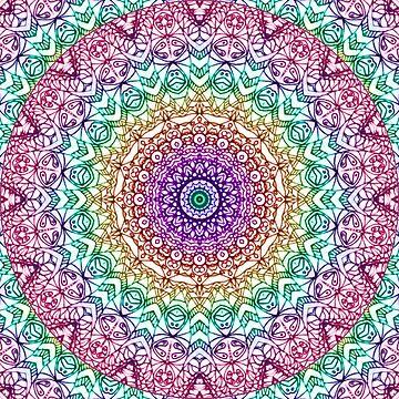 Mandala Mehndi Style G379 by Medusa81